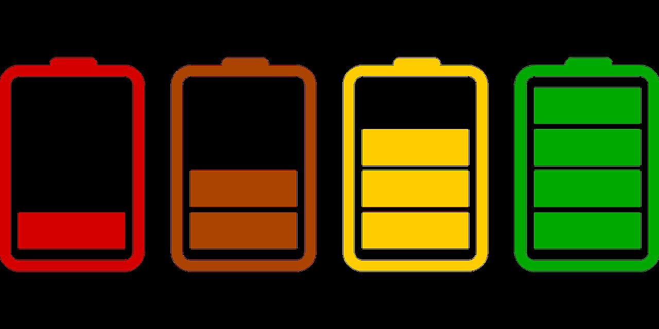 jenis baterai